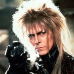 Goblin King Jareth with Crystal in Labyrinth image