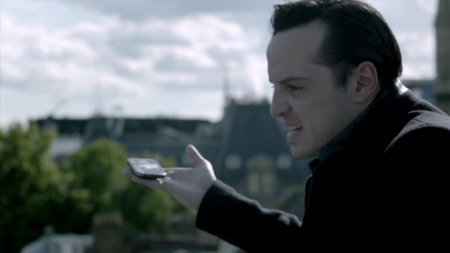 """Understanding James """"Jim"""" Moriarty: How he can help us succeed in life (Part 2) http://vlnresearch.com/understanding-james-jim-moriarty-how-he-can-help-us-succeed-in-life-part-2 Jim Moriarty staying alive with Sherlock image"""
