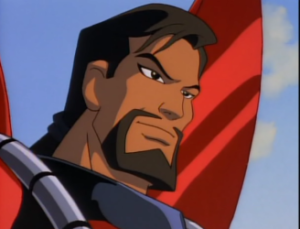 The Edge David Xanatos Gargoyles image armor