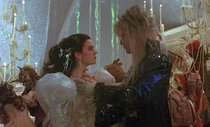 Understanding Jareth the Goblin King: How he can help us succeed in life - (Part 2) http://vlnresearch.com/understanding-jareth-the-goblin-king-part-2 Goblin King Jareth and Sarah ballroom dance image