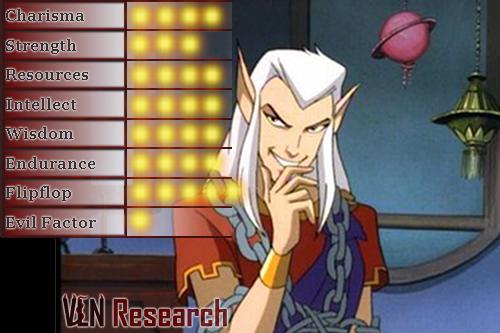 puck villain matrix stats