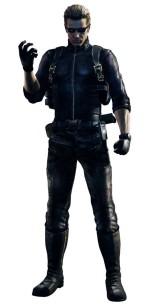 Midnight Albert Wesker Resident Evil RE5