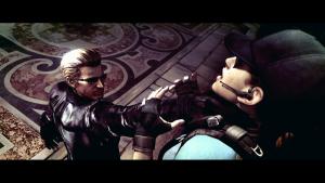Albert Wesker Resident Evil 5 vs Jill image