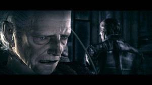 Albert Wesker Resident Evil 5 vs Spencer