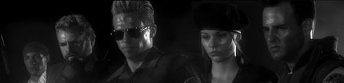 STARS Alpha Team Resident Evil Wesker Jill Chris Barry Vickers