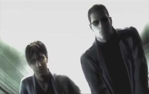 Wesker and Birkin Resident Evil image