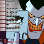 Joker Villain Matrix stats Batman the Animated Series