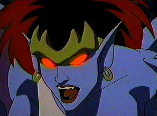 Demona from Disney's Gargoyles