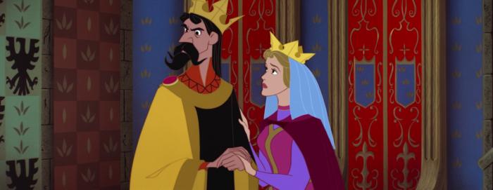 Sleeping Beauty - Maleficent - king Stephan
