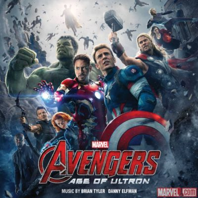 age of ultron avengers marvel