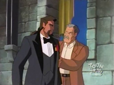 David and Petros Xanatos Vows Gargoyles