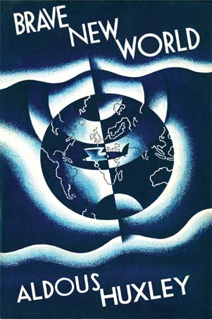 BraveNewWorld_FirstEdition book cover