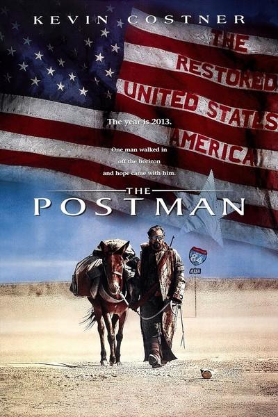 postman movie poster