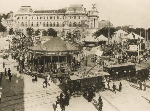glorieta-atocha-madrid_1920s carnival