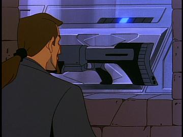disney-gargoyles-awakening-part-2-image-xanatos-and-secret-panel-with-laser-rifle