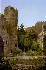 disney-gargoyles-awakening-part-2-image-ruined-castle-wyvern-composite-inside