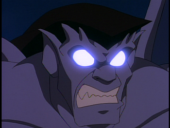 disney-gargoyles-awakening-part-2-goliath-rage