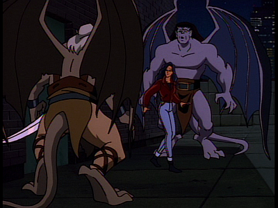 Congratulate, magnificent disney gargoyles goliath and elisa valuable