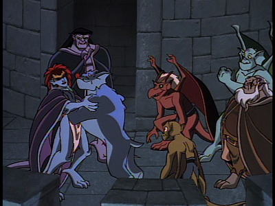 disney-gargoyles-awakening-part-4-demona-meets-clan