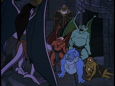 disney-gargoyles-awakening-part-4-goliath-returns