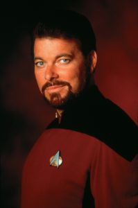 Jonathan Frakes as Commander Riker