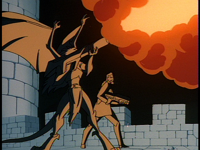 disney-gargoyles-awakening-part-5-demona-bazooka-fires