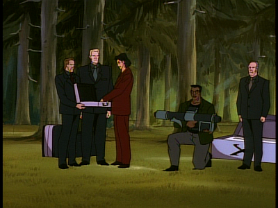 disney-gargoyles-deadly-force-dracon-and-company-in-woods-with-guns