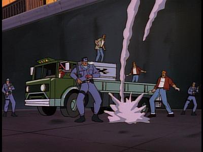 disney-gargoyles-deadly-force-shipment-tear-gassed