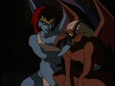 disney-gargoyles-temptation-demona-touches-brooklyns-face