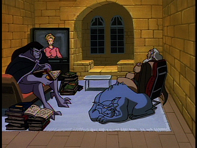 disney-gargoyles-temptation-goliath-and-hudson-tv-books