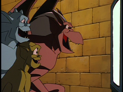 disney-gargoyles-thrill-of-the-hunt-the-trio-loves-the-pack