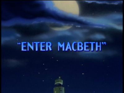 disney-gargoyles Enter macbeth episode title