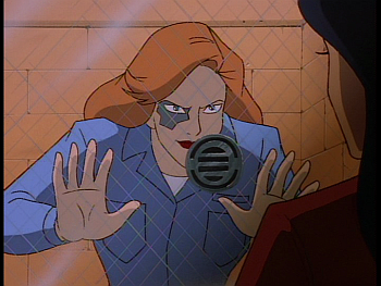 Disney Gargoyles - Her Brother's Keeper - fox elisa prison