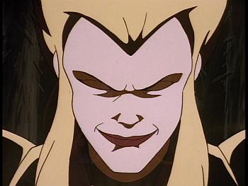 Disney Gargoyles - Her Brother's Keeper - hyena smile