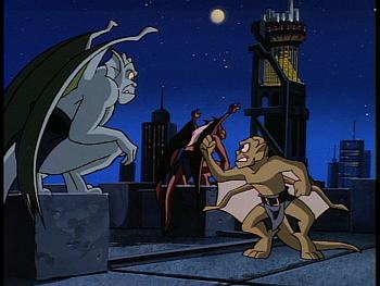 Disney Gargoyles - Her Brother's Keeper - trio fights