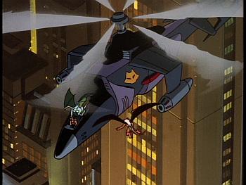 Disney Gargoyles - Her Brother's Keeper - trip attacks pack chopper