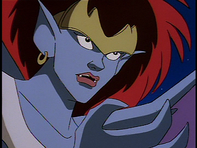 Disney Gargoyles - Long Way To Morning - demon announces elisa dead