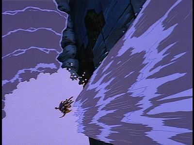 Disney Gargoyles - Long Way To Morning - hudson and goliath fall waterfal