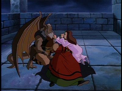 Disney Gargoyles - Long Way To Morning - hudson duncan katherine made
