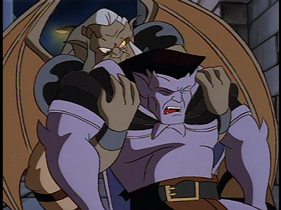 Disney Gargoyles - Long Way To Morning - hudson helps goliath