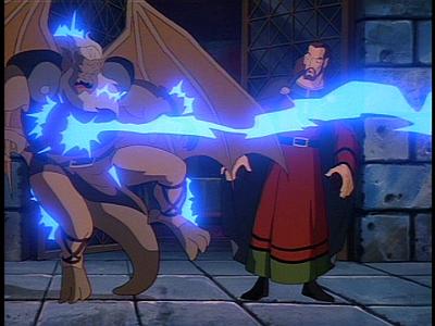Disney Gargoyles - Long Way To Morning - hudson lightning