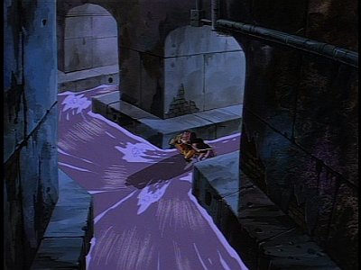 Disney Gargoyles - Long Way To Morning - sewer goliath and hudson