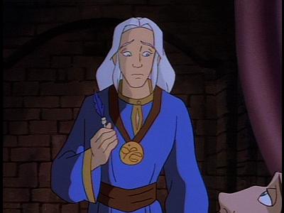 Disney Gargoyles - Long Way To Morning - young magus
