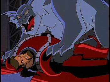 Disney Gargoyles - Reawakening - bronx pins xanatos