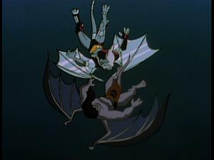 Disney Gargoyles - Reawakening - coldstone goliath sink