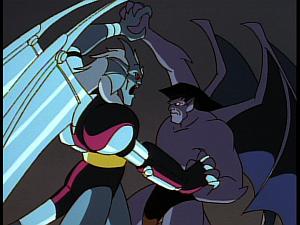 Disney Gargoyles - Reawakening - goliath coldstone battle