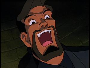 Disney Gargoyles - Reawakening - xanatos it's alive