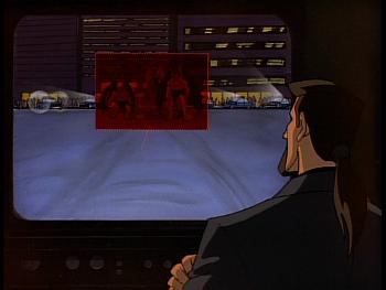Disney Gargoyles - Reawakening - xanatos watches through coldstone's eyes