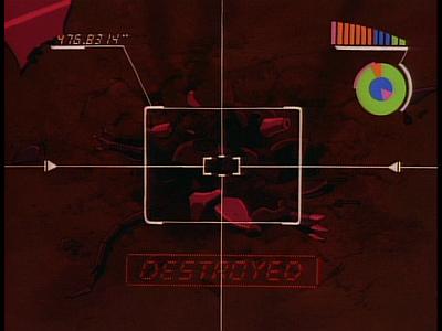 Disney Gargoyles - The Edge - robot status 2