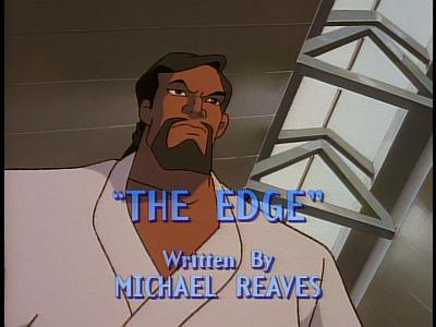 Disney Gargoyles - The Edge - title screen